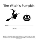 The Witch's Pumpkin Science Lab