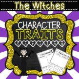 The Witches by Roald Dahl Character Traits Sorting | The Witches Novel Study