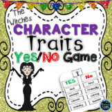 The Witches by Roald Dahl - Character Traits Game