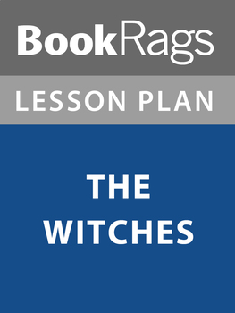 The Witches Lesson Plans