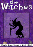 The Witches Movie Guide + Activities - (Color + B/W)