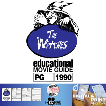 The Witches Movie Viewing Guide (PG - 1990)