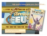 The Witches (Roald Dahl) Family Feud Powerpoint Game