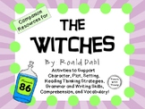 The Witches by Roald Dahl: A Complete Novel Study!