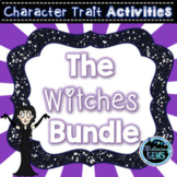 The Witches by Roald Dahl Bundle | The Witches Novel Study