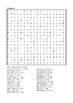 The Witches by Roald Dahl - Chapter 1 Word Search