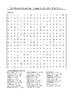 The Witches by Roald Dahl - Chapter 22 Word Search