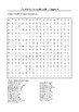 The Witches by Roald Dahl - Chapter 4 Word Search and Vocabulary Exercise
