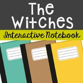 The Witches Interactive Notebook Novel Unit Study Activities, Book Report