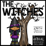 The Witches by Roald Dahl Novel Study and Digital Resource