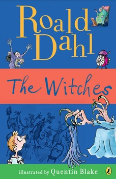 The Witches by Roald Dahl - Plot Summary Cloze Test