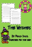 The Witches by Roald Dahl novel questions