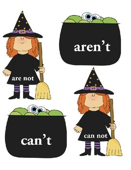The Witch's Cauldron Contraction Game
