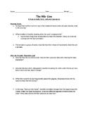 The Wiz Live- Movie Worksheet