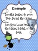 The Wizard of CAUSE and EFFECT *freebie*