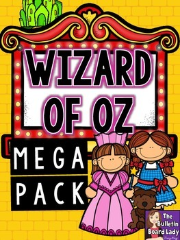 The Wizard of Oz MEGA Pack