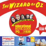 The Wizard of Oz Movie Guide (PG - 1939)