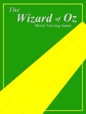 The Wizard of Oz: Movie Guide with Additional Activities