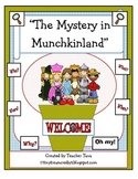 """The Wizard of Oz: The Mystery in Munchkinland"" Investigat"
