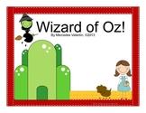 The Wizard of Oz Theme