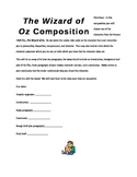 The Wizard of Oz composition