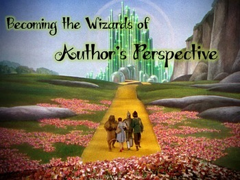 The Wizards of Author's Perspective