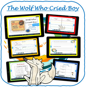 The Wolf Who Cried Boy Lesson Plan