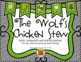 The Wolf's Chicken Stew {Book Companion + Speech & Language Activities}