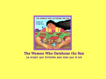 The Woman Who Outshone the Sun in Spanish