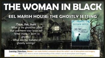 The Woman in Black: Eel Marsh House - The Ghostly Setting!