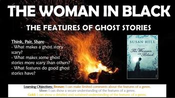 The Woman in Black: Features of Ghost Stories