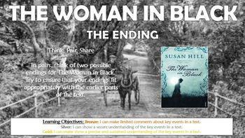 The Woman in Black: The Ending!