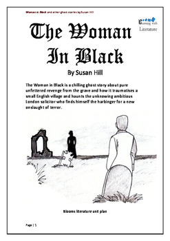 The Woman in Black and other Susan Hill ghost stories