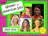 The Women of American Idol: Musicians in the Spotlight