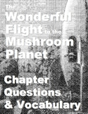The Wonderful Flight to the Mushroom Planet - Chapter Chec