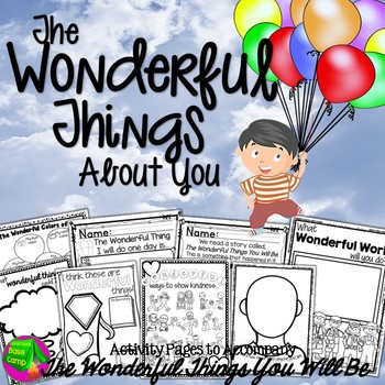 The Wonderful Things About You