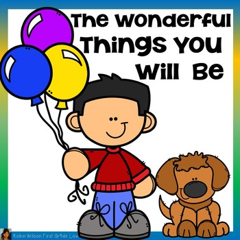 The Wonderful Things You Will Be Book Companion