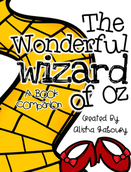 The Wonderful Wizard of Oz: A Freebie