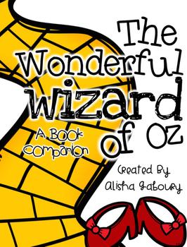 The Wonderful Wizard of Oz: A Freebie