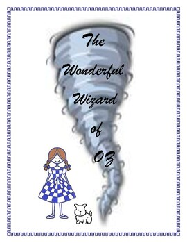 The Wonderful Wizard of Oz Lapbook Project