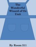 The Wonderful Wizard of Oz Unit