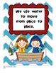 The Wonderful Wonders of Water (water uses)