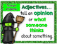 The Wonderful World of Adjectives - Posters, Worksheets and Word Cards to Sort