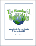 The Wonderful World of Ads: Complete book of Activities Us