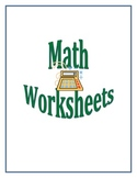 The Wonderful World of Ads - MATH: Learning Activities Usi