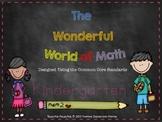 The Wonderful World of Math PK-1st Grade