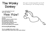 The Wonky Donkey - Visualisation