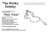 The Wonky Donkey - Visualisation