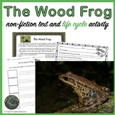 The Wood Frog Life Cycle and Activities