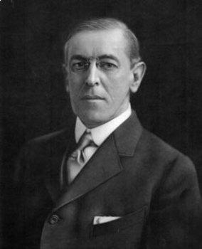 The Woodrow Wilson Song